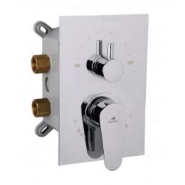 TIRA D10 71 00 Podomítkový sprchový a vanový box