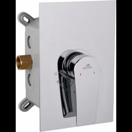 HEDA C10 70 00 Podomítkový sprchový box