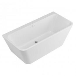 Vana LILA 160x73 cm, bílá volně stojící