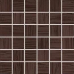 WENGE hnědá 5x5 mozaika set 30x30 cm