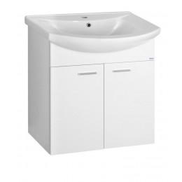 Zoja umyvadlová skříňka 61,5x74x32cm