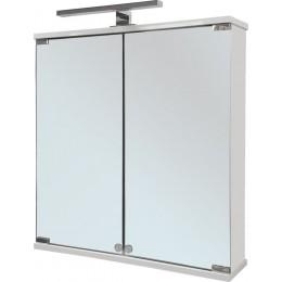KANDI LED Zrcadlová skříňka - bílá