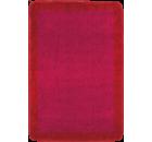 Předložka 60x90cm červená