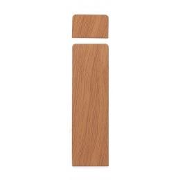 Dekor dřevo pro umyvadlovou baterii