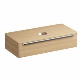 Koupelnová skříňka pod umyvadlo Ravak SUD 110x53 cm dub