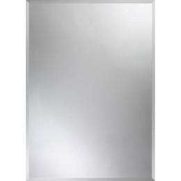 Zrcadlo závěsné s fazetou 50x70cm