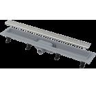 APZ10-850M Simple - Podlahový žlab s okrajem pro perforovaný rošt