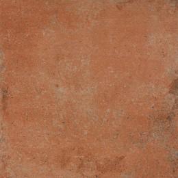 SIENA červeno-hnědá 45x45 dlaždice - rektifikovaná