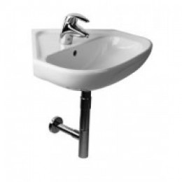 JIKA Rohové umývátko OLYMP 55x56cm 816614