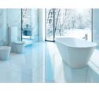 SANTECH vana PARIS 1700x700 mm provedení bílý mat SAPAR170