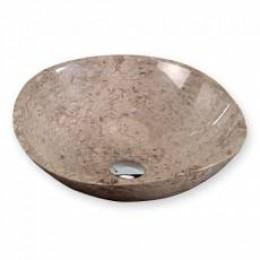 Sapho Kamenné umyvadlo BLOK 45x14