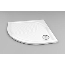 Sprchová vanička SanSwiss RONAL WMR 90x90, bílá - WMR55090004