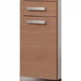 INTEDOOR Nízká skříňka s košem a zásuvkou NY SN 35 1Z K, š: 35cm