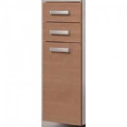 INTEDOOR Střední skříňka s košem a 2 zásuvkami NY SS 35 2Z K, š: 35cm