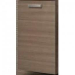 INTEDOOR Střední skříňka s košem NY SS 50 K, š: 50cm