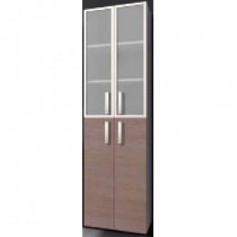 INTEDOOR Vysoká skříňka bez skla NY SV 50, š: 50cm