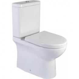 OLSEN SPA WC TRIA RIMLESS včetně nádržky a systému se sedátkem Soft-close