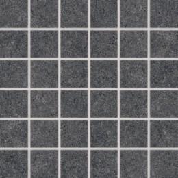 ROCK černá 5x5 mozaika set 30x30 cm