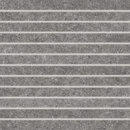ROCK tmavě šedá 30x30 dekor