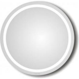 Zrcadlo kulaté s LED osvětlením, průměr 70cm