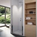 SWING-LINE Jednokřídlé dveře 90cm, čiré sklo