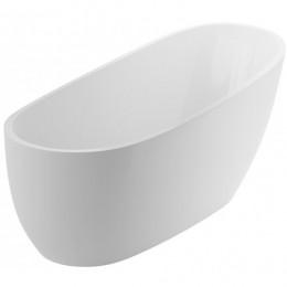 Vana COMFORT volně stojící 175x74 cm, bílá