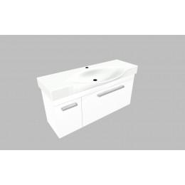 Umyvadlová skříňka KNP120 bez madla