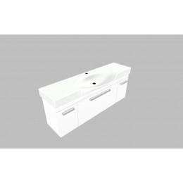 Umyvadlová skříňka KNP150 bez madla