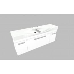 Umyvadlová skříňka KNPD150 bez madla