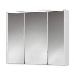 Zrcadlová skříňka ARBO LED, bílá 73cm