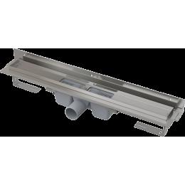 Sprchový kanálek FLEXIBLE s límcem ke stěně APZ4-750