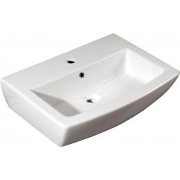 Sapho PURITY keramické umyvadlo 65x50cm (2511) ( 10PL50065 )