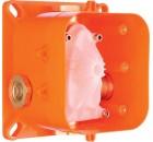 Podomítkové těleso k bateriím 1114-41/42 a AM41/42 ( 1114-46 )