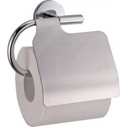 Sapho AIDA držák toaletního papíru s krytem, chrom ( 1314-07 )