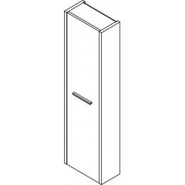 Sapho MONGA skříňka vysoká 40x140x20cm, levá, dub ferrara ( 54070L )