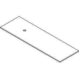 Sapho DALIA Rockstone deska 100x40x50cm, levá, savannah ( 58762-518 )