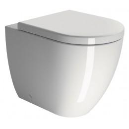 Sapho PURA BIG WC mísa 55x36cm, spodní/zadní odpad ( 881411 )