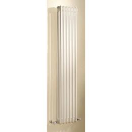Sapho ARDESIA radiátor1800x276, 6 elem/2 sl. metal.stříbrná, 804W ( COA1800-6-2CR )
