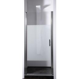 Sapho ONE sprchové dveře 800mm, sklo LINK, levé ( GO4680DL )