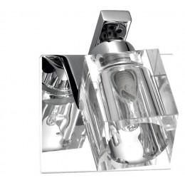 Sapho LIMBA nástěnné svítidlo 1xG9 40W, 230V, chrom ( LR115 )