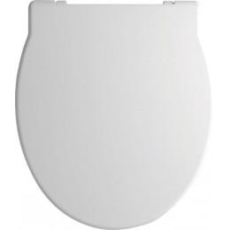 Sapho PANORAMA WC sedátko Soft Close, duroplast, bílá ( MS6611C )