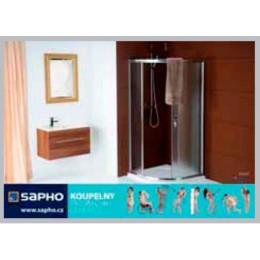 Sapho Fotografie sprch.programu v cliprámu 50x70cm ( V-CZCLIPSS03 )