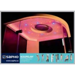 Sapho Fotografie sprch.programu v cliprámu 50x70cm ( V-CZCLIPSS04 )