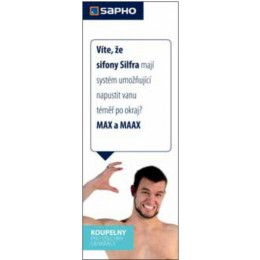 Sapho Informační tabulky