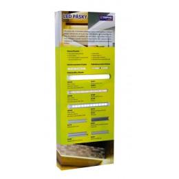 Sapho Ideální pracovní nástroj pro prodej LED pásků ( V-LED15 )