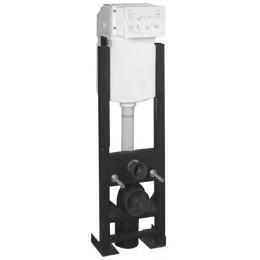 Sapho CUBIC Block samostojný univerzal pro závěsné WC 3/6 l pro bytová jádra ( VS0865602 )
