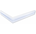 ANETA panel čelní 100x100cm, výška 10cm ( GP001 )