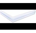 ANETA panel čelní 90x90cm, výška 10cm ( GP009 )