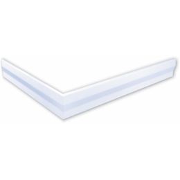 Sapho ANETA panel čelní 90x90cm, výška 10cm ( GP009 )