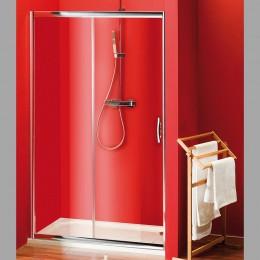 GELCO SG1241 Dveře SIGMA posuvné do sprchy, 110cm, čiré sklo